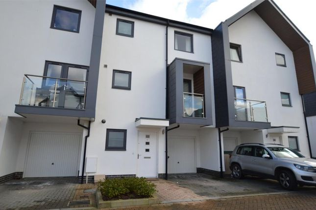 3 bed terraced house for sale in Orchid Way, Beechfield View, Torquay, Devon