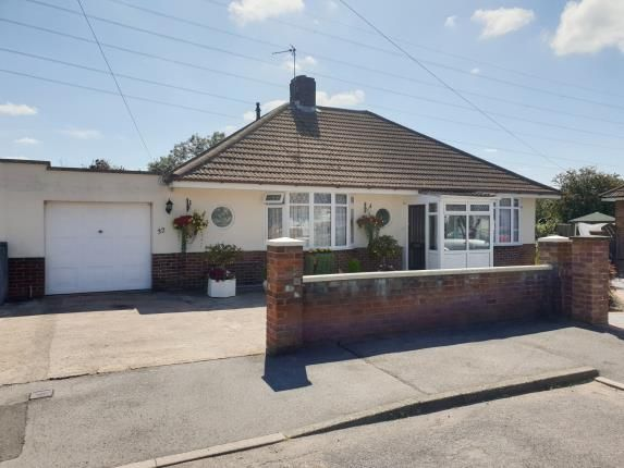 Thumbnail Bungalow for sale in Newbourne Road, Weston-Super-Mare