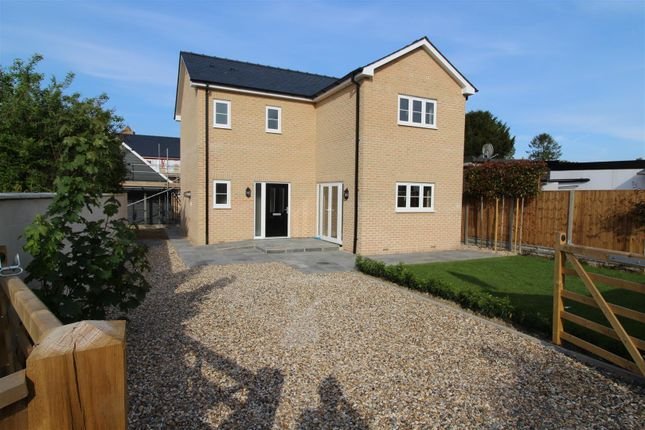 4 bed detached house for sale in West Street, Isleham, Ely