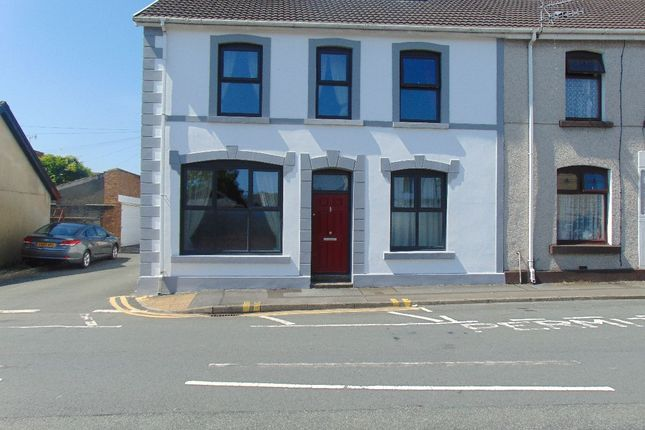 Thumbnail Semi-detached house to rent in Erw Road, Llanelli