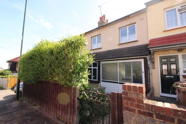 Thumbnail Terraced house for sale in Horsted Avenue, Chatham