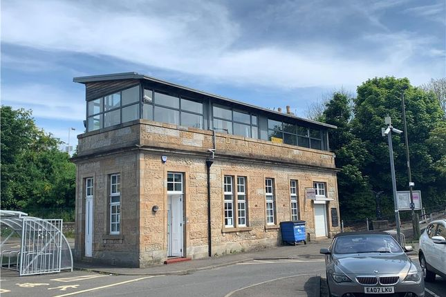 Thumbnail Office for sale in The Station Masters Office, Station Road, South Queensferry