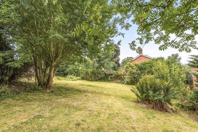 Garden of Llewellin Road Kington, Herefordshire HR5