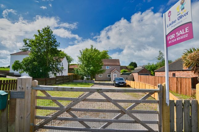Thumbnail Detached house for sale in Crowle Bank Road, Althorpe, Scunthorpe