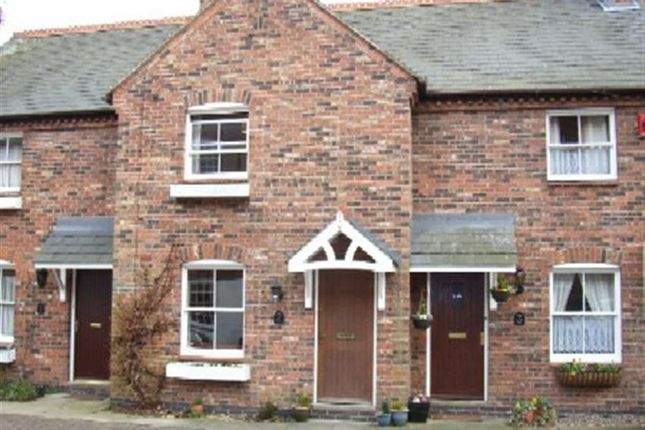 2 bed property to rent in Abbot Mews, Darley Abbey, Derby