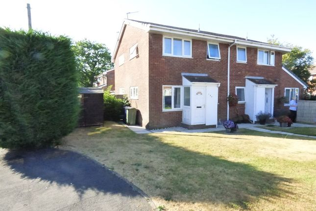 Thumbnail Semi-detached house to rent in Carrington Road, Adlington, Chorley