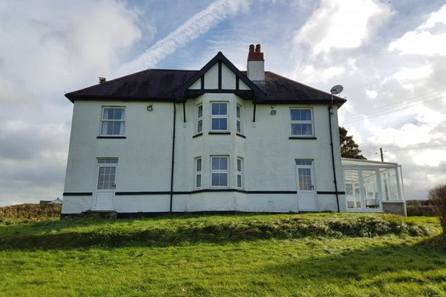 Thumbnail Detached house to rent in Dryslwyn, Carmarthen
