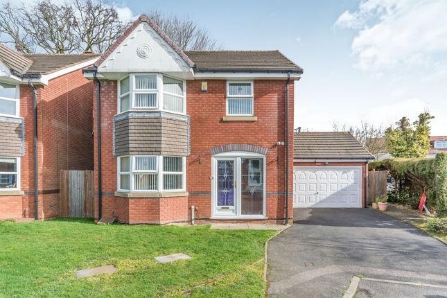 Thumbnail Detached house for sale in Millford Close, Birmingham