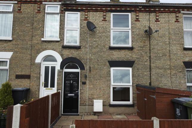 Thumbnail Terraced house to rent in Stradbroke Road, Gorleston, Great Yarmouth