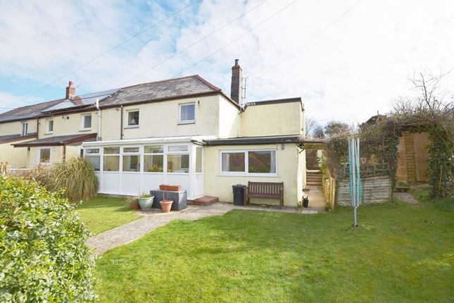 Thumbnail Cottage for sale in Perrancoombe, Perranporth