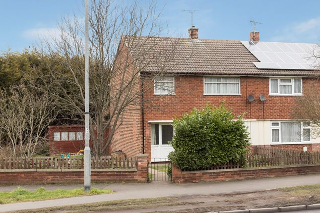 Thumbnail Semi-detached house for sale in Tuxford Road, Broughton