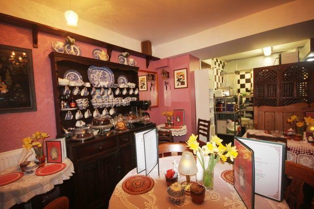 Tea Room Business For Sale Cornwall