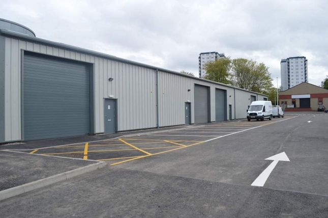 Thumbnail Light industrial to let in Block 17 Webster Park, Dunsinane Avenue Dunsinane Industrial Estate, Dundee