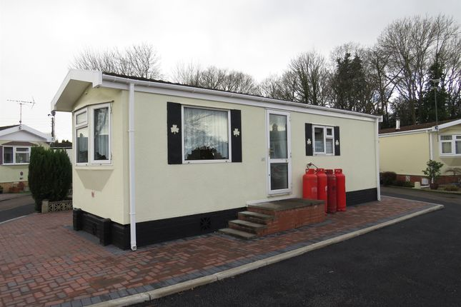 Thumbnail Mobile/park home for sale in Ball Lane, Coven Heath, Wolverhampton