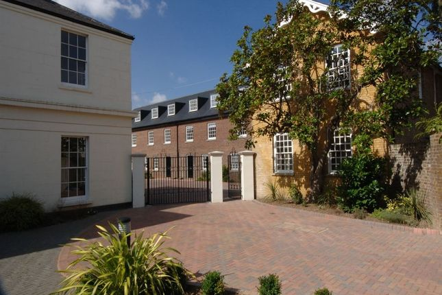 Thumbnail Town house for sale in Harlington Road, Uxbridge, Middlesex