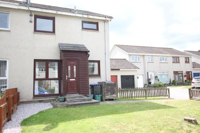 Thumbnail End terrace house to rent in Townhead Road, Inverurie