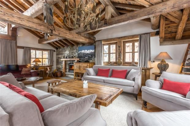 Thumbnail Property for sale in Les Carats, Val D'isere, France