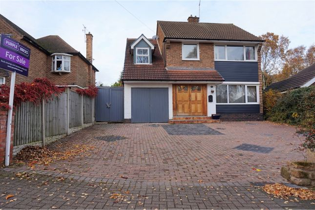 Thumbnail Detached house for sale in Thorseby Road, Bramcote