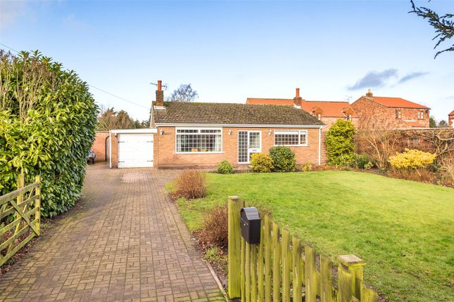 2 bed detached bungalow for sale in Main Road, Drax, Selby