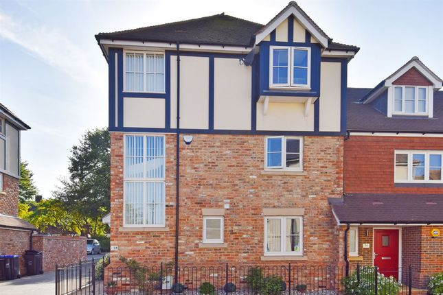 Thumbnail Terraced house for sale in St. Augustines Park, Westgate-On-Sea