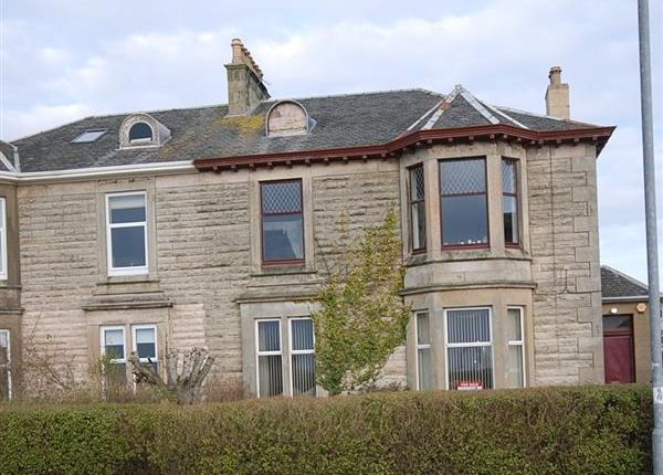 Thumbnail Flat for sale in North Crescent Road, Ardrossan