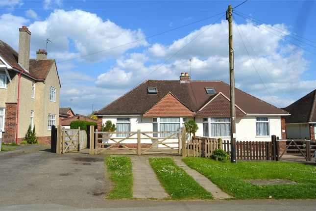 Thumbnail Semi-detached bungalow for sale in Station Road, Earls Barton, Northampton