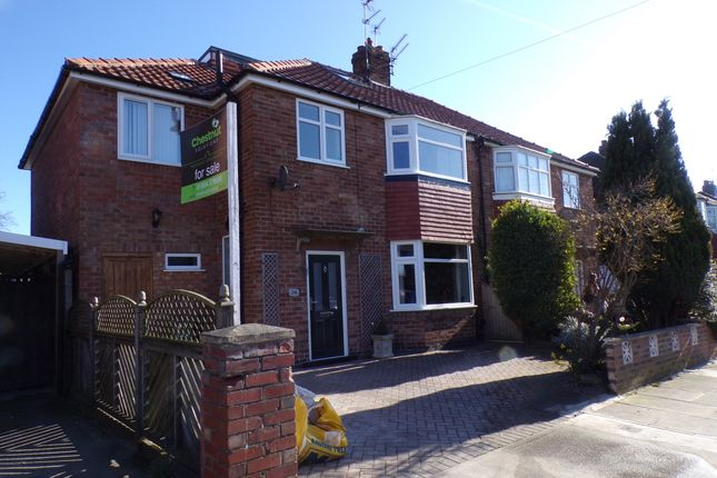 Thumbnail Semi-detached house for sale in Cranbrook Road, York