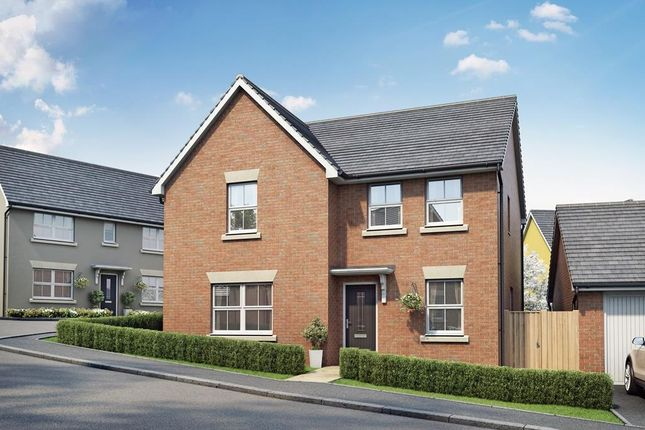 """4 bed detached house for sale in """"Radleigh"""" at Post Hill, Tiverton EX16"""
