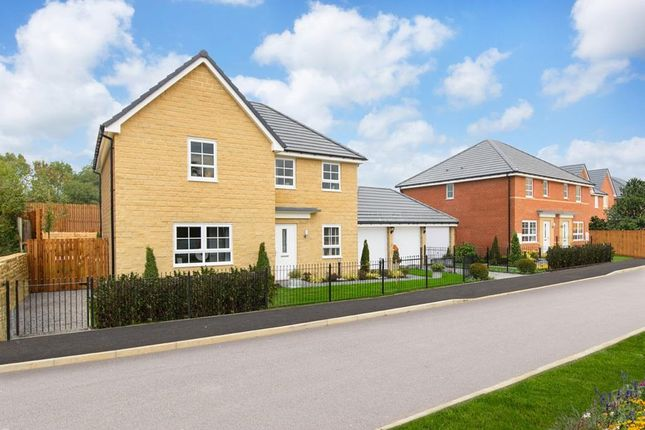 """Thumbnail Detached house for sale in """"Radleigh"""" at Ellerbeck Avenue, Nunthorpe, Middlesbrough"""