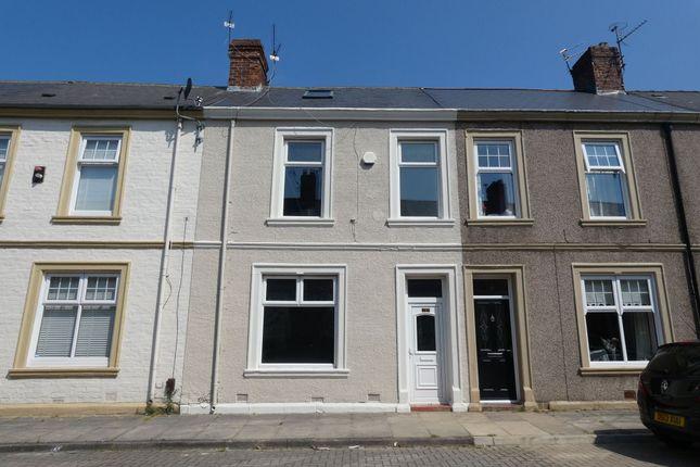Thumbnail Terraced house to rent in Elm Street, Jarrow