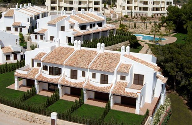 3 bed town house for sale in Benidorm, Alicante, Spain