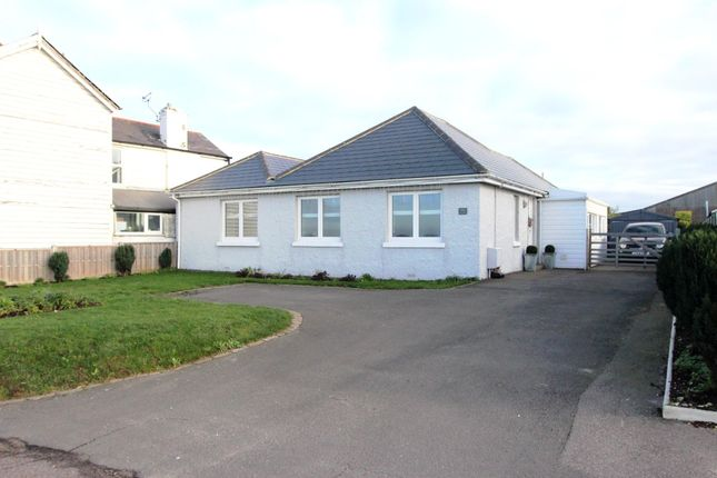 Thumbnail Bungalow for sale in Dover Road, Walmer
