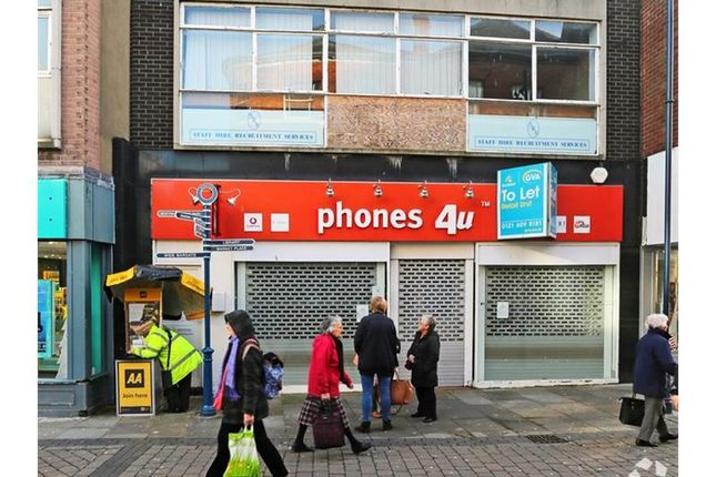 Thumbnail Retail premises to let in 28, Strait Bargate, Boston, Lincolnshire, UK