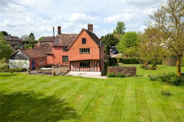 Thumbnail Detached house for sale in Burton End, Haverhill, Suffolk