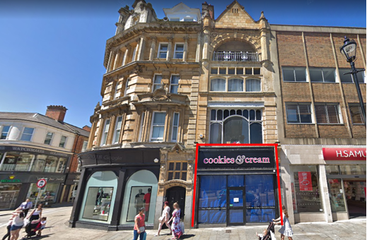 Thumbnail Retail premises to let in The Drapery, Northampton