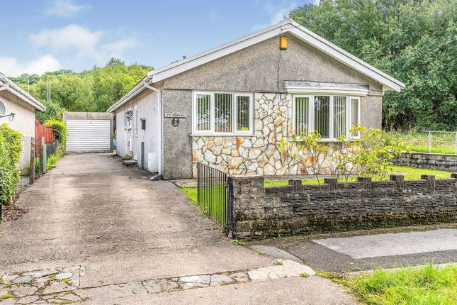 Thumbnail Detached bungalow for sale in School Road, Crynant, Neath