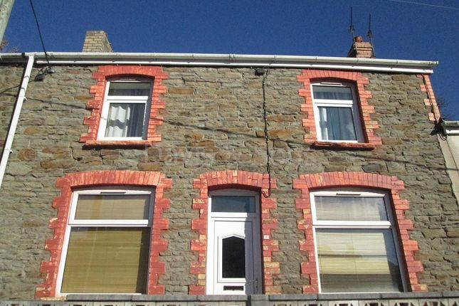 Thumbnail Terraced house for sale in Upper Court Terrace, Llanhilleth, Abertillery, Blaenau Gwent.