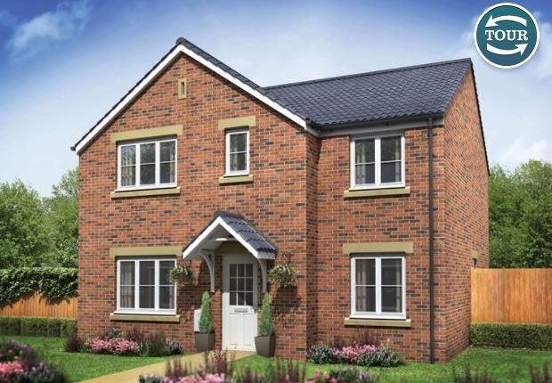 Thumbnail Detached house for sale in Plot 47 Corfe, Hampton Gardens, Peterborough