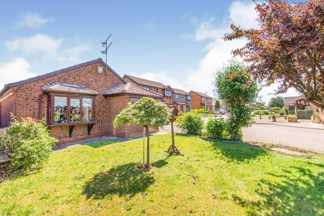 Thumbnail Bungalow for sale in The Oval, Scunthorpe, Lincolnshire