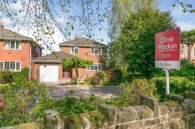 Thumbnail Detached house for sale in Shrewsbury Road, Oxton, Prenton