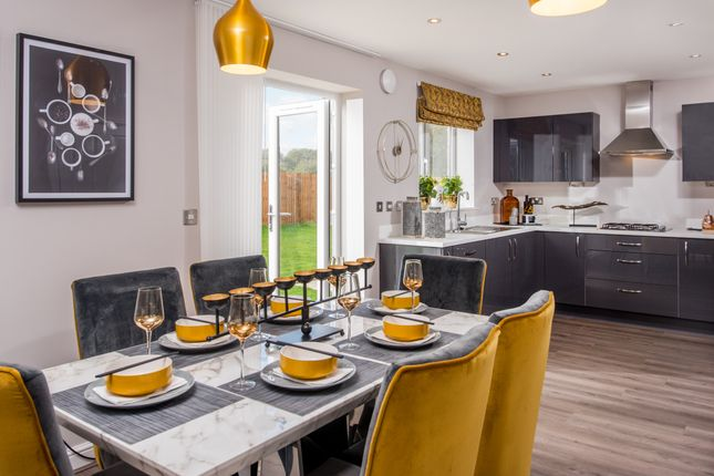 4 bedroom semi-detached house for sale in 'the Chelmsford' Off Hengrove Promenade, Bristol