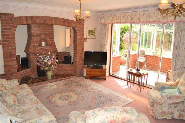 Lounge of Gable Croft, Lichfield WS14