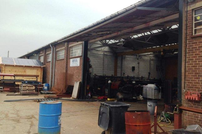 Thumbnail Light industrial for sale in Harrogate Road, Leathley, Otley