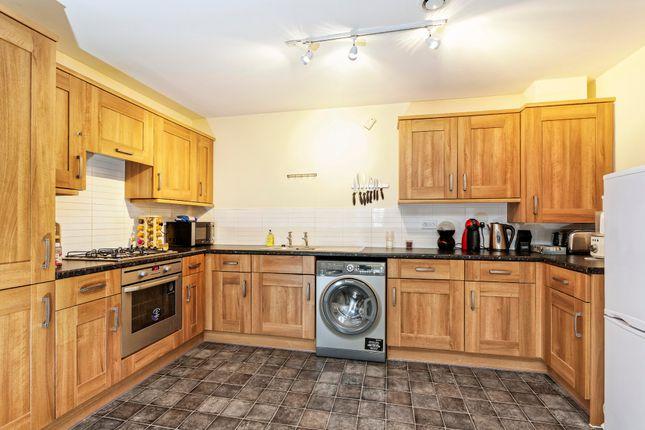 Thumbnail Flat to rent in Sinclair Drive, Basingstoke