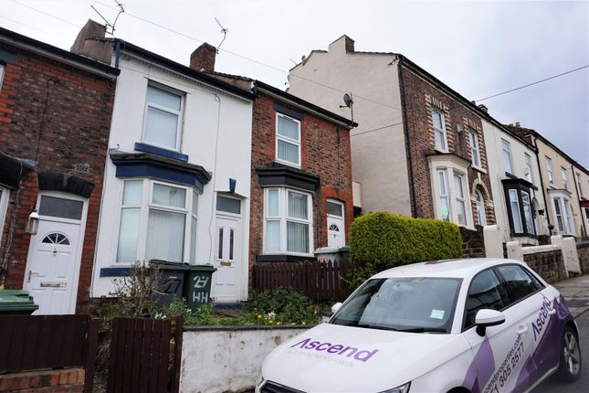 Thumbnail Terraced house to rent in Holborn Hill, Tranmere, Birkenhead