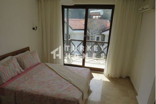 Nature View Villa - Kemer In Fethiye - Bedroom 2 With Balcony