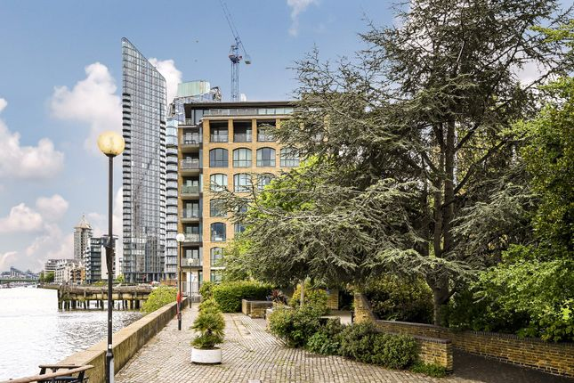 Thumbnail Flat to rent in Chelsea Wharf, 15 Lots Road, London