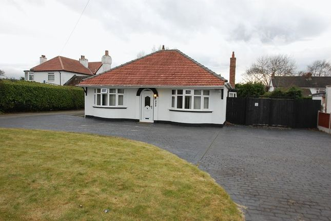 Thumbnail Detached bungalow for sale in Thornaby Road, Thornaby, Stockton-On-Tees