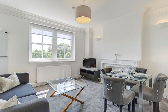 Living Area of Lexham Gardens, London W8