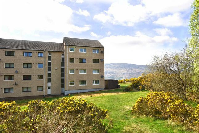 Thumbnail Flat for sale in Ross Place, Fort William